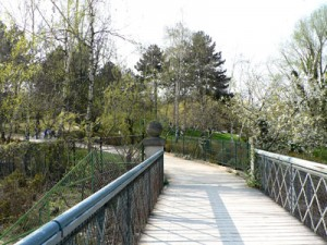 Jardin du 15e arrondissement