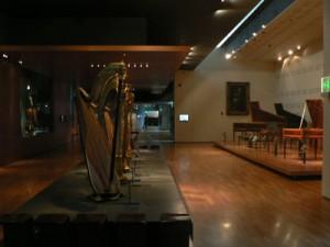 1er étage de la cité de la musique