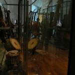 Salle d'instruments de musique