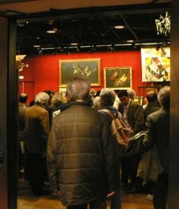 Salle des ventes de Paris