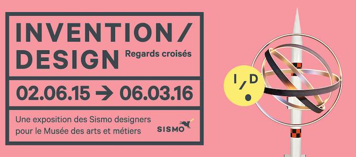 expo Invention Design Regards croises