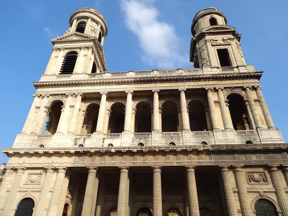 facade saint sulpice