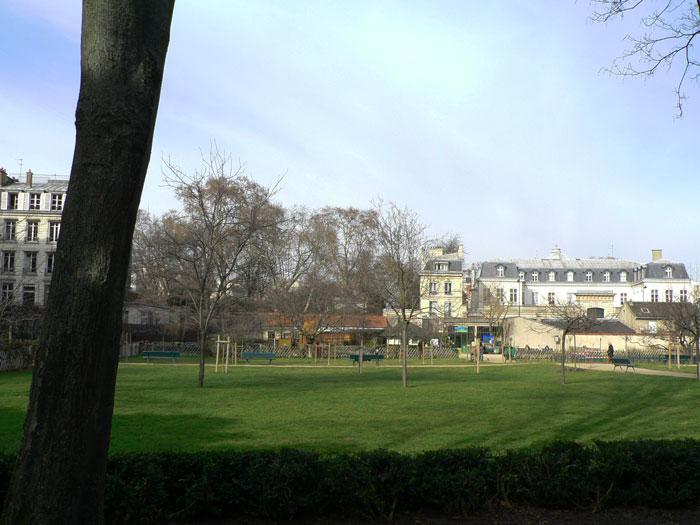 jardin catherine laboure paris
