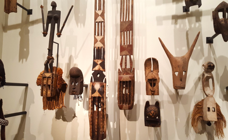 masques musee quai branly