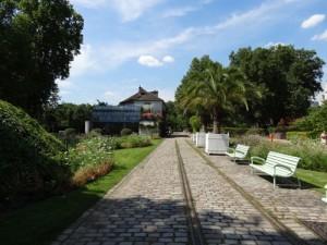 Jardin du 12e arrondissement de Paris