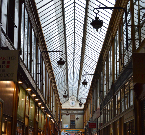 visite guidee passages couverts