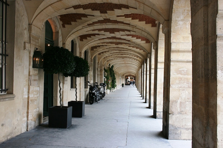 photo place des vosges