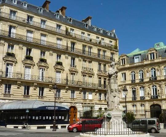 place saint georges paris 9