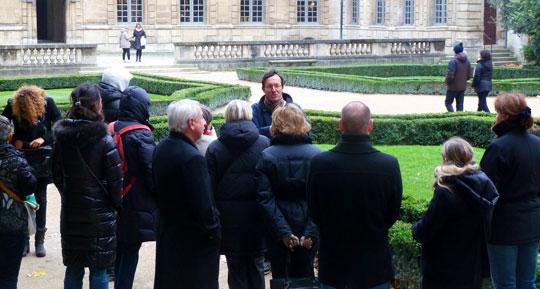 Visite guidée un jour de plus à Paris