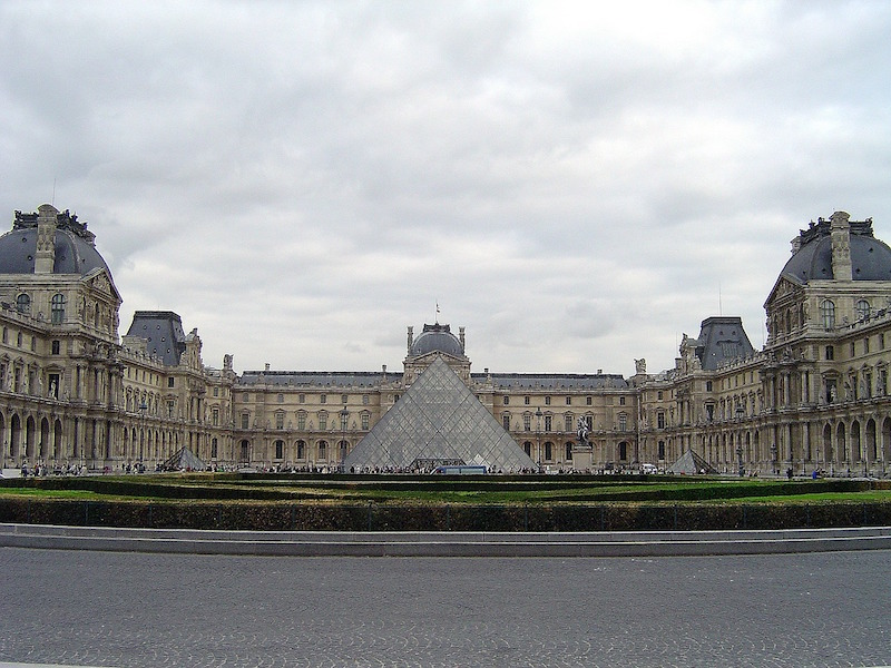 visite guidee louvre