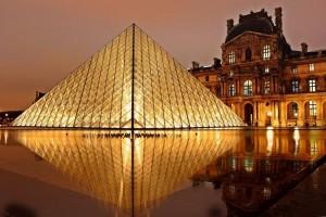 photo musée louvre paris