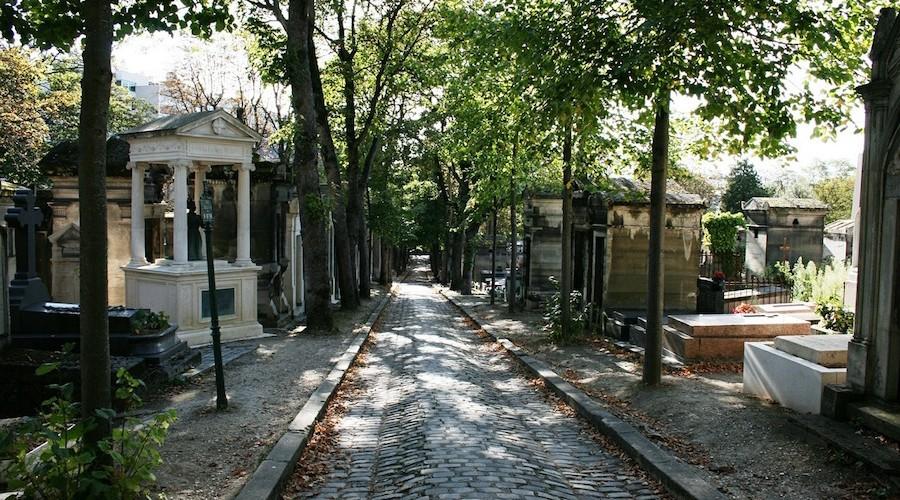 Père-Lachaise Cemetery | Un jour de plus à Paris