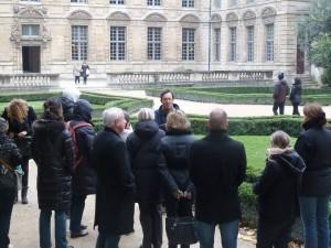 visites des quartiers de paris