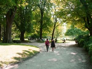 jardin dans le 6e arrondissement