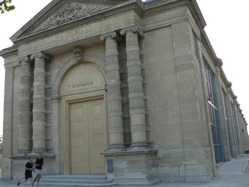 musée de l'orangerie de Paris
