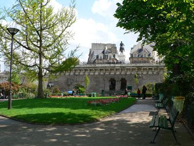 Square-du-vert-galant