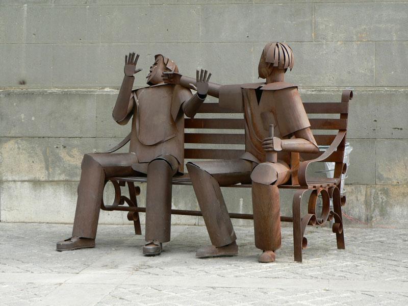 banc – sculpture