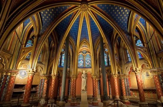 chapelle basse sainte chapelle