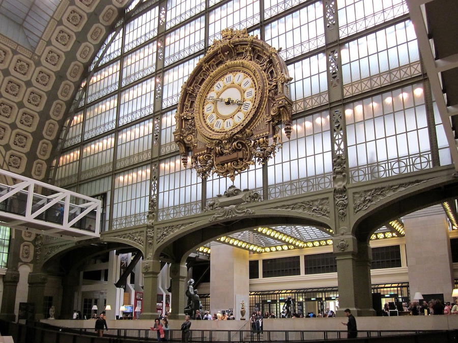 horloge musee dorsay