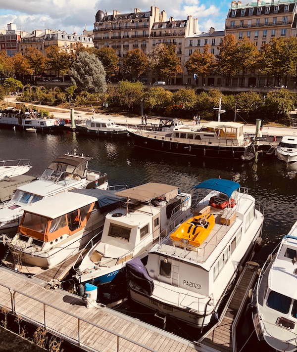 jardin port arsenal paris