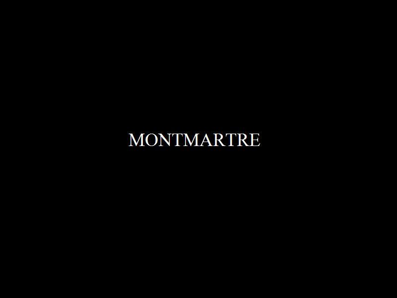 montmartre, rue Paul Albert