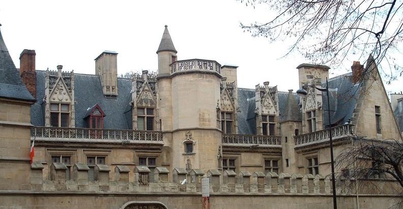 musee moyen age facade