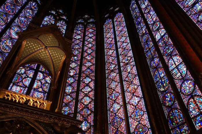 visite sainte chapelle paris