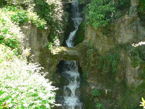 cours d'eau du parc