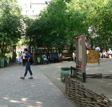 jardin medieval