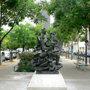 Allée Georges Besse, Paris 14