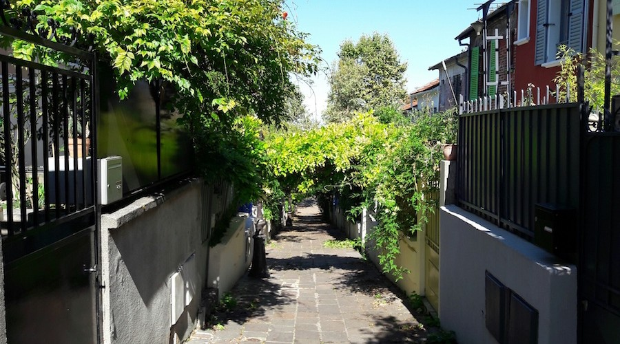 Promenade quartier de la Mouzaïa | Un jour de plus à Paris