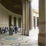 terrasse du musée