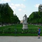 Avenue de l'observatoire, Paris