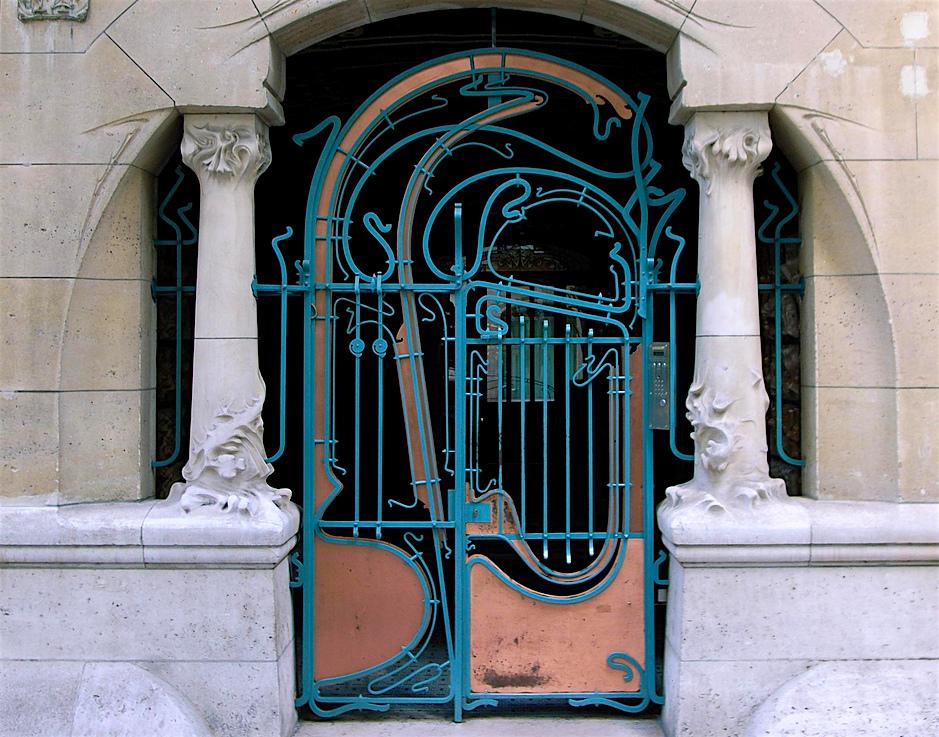 porte castel beranger