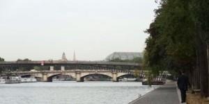 La Seine et les ponts qui la traverse
