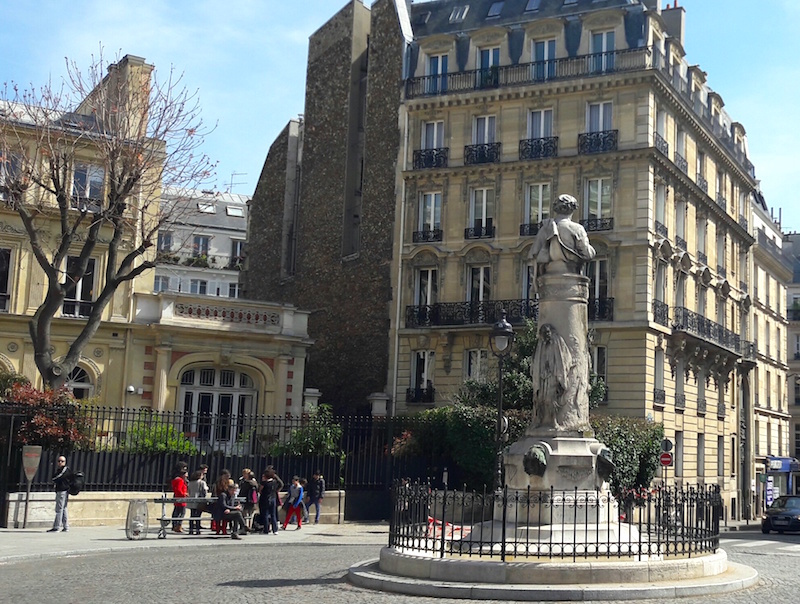 place saint georges 9e paris