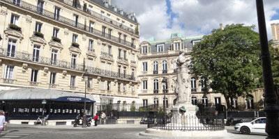 Place Saint-Georges, Paris