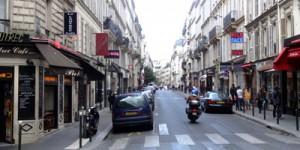 vue de la rue de Douai, 9e arrondissement de Paris