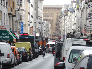 rue du faubourg saint-denis, paris 10e