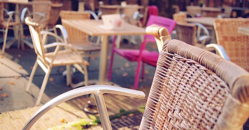terrasse cafe paris
