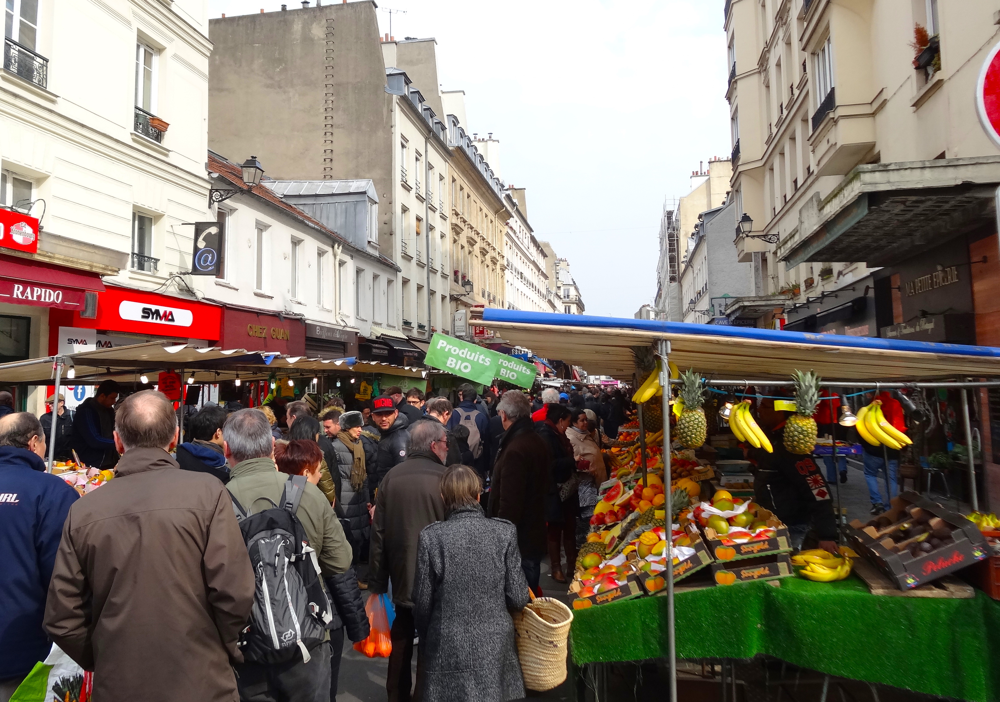 marche de paris