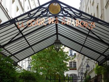 impasse de la rue du faubourg saint-antoine