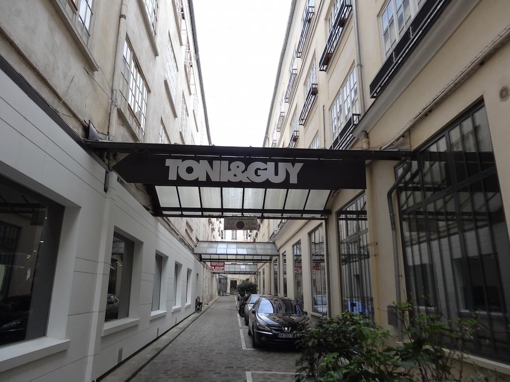 cour faubourg saint antoine