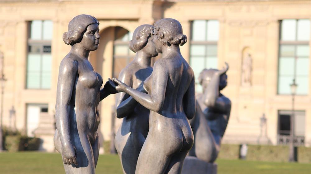 maillol jardin tuileries