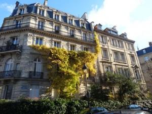 Hôtels particuliers rue Rembrandt
