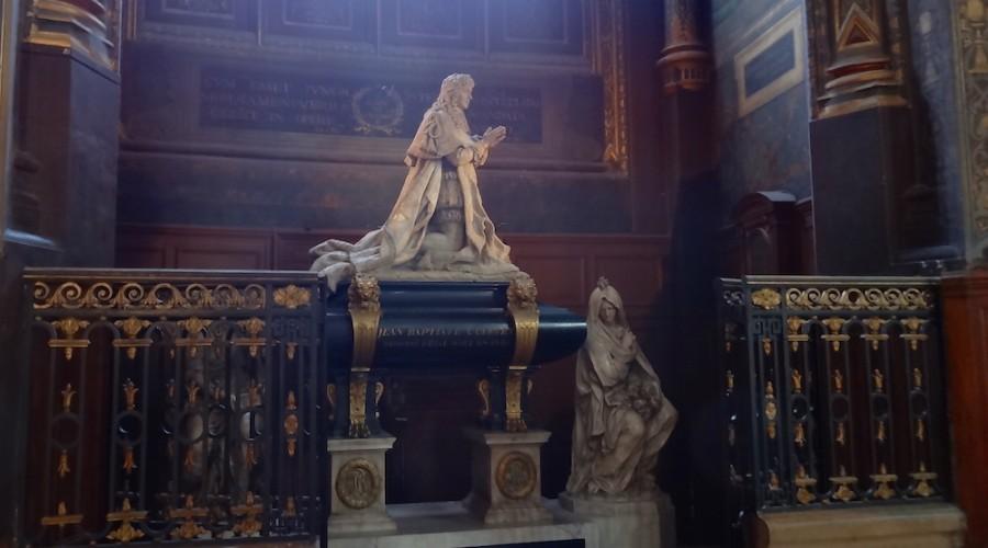 mausolee église