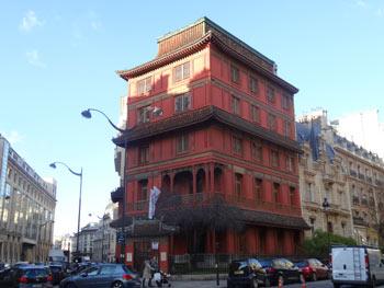 Pagode de Paris