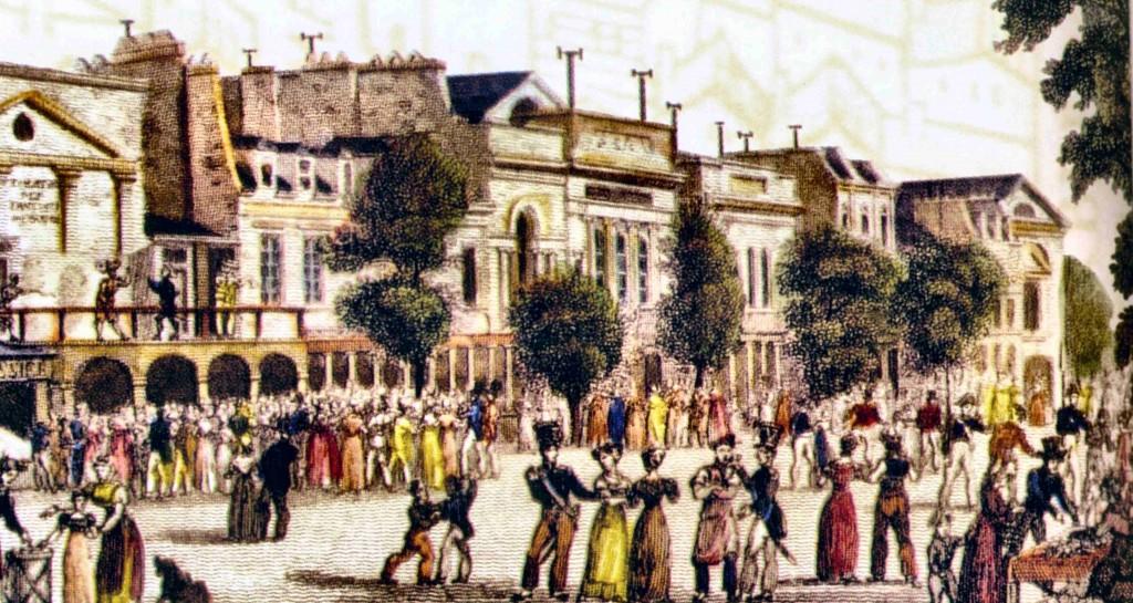 boulevard du temple theatres