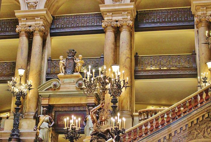 visite opera paris