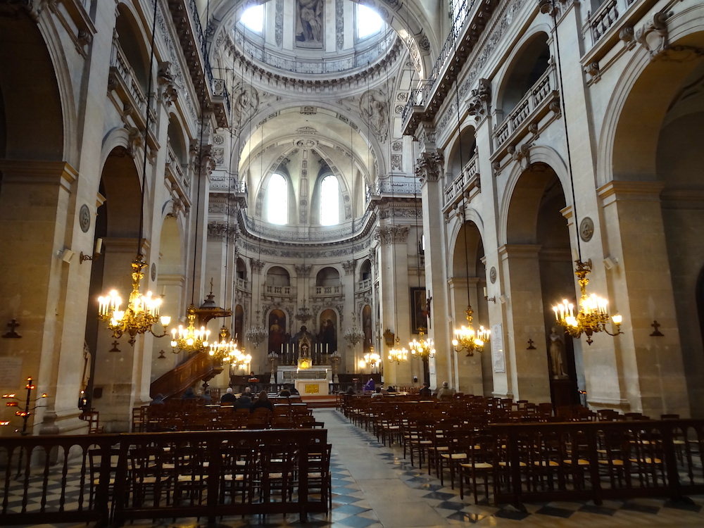 interieur saint paul saint louis